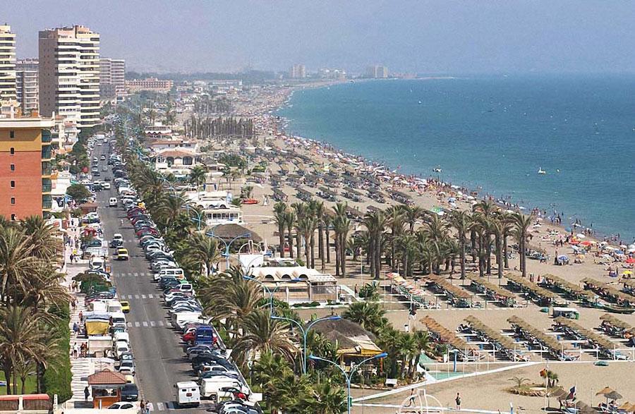 Playas de Torremolinos Playas del mundo