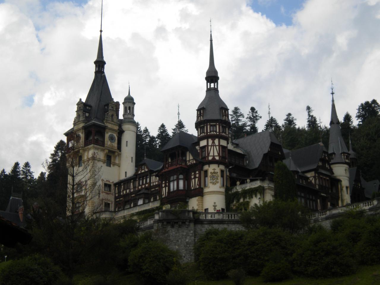 Visita el Castillo de Dracula Playas del mundo
