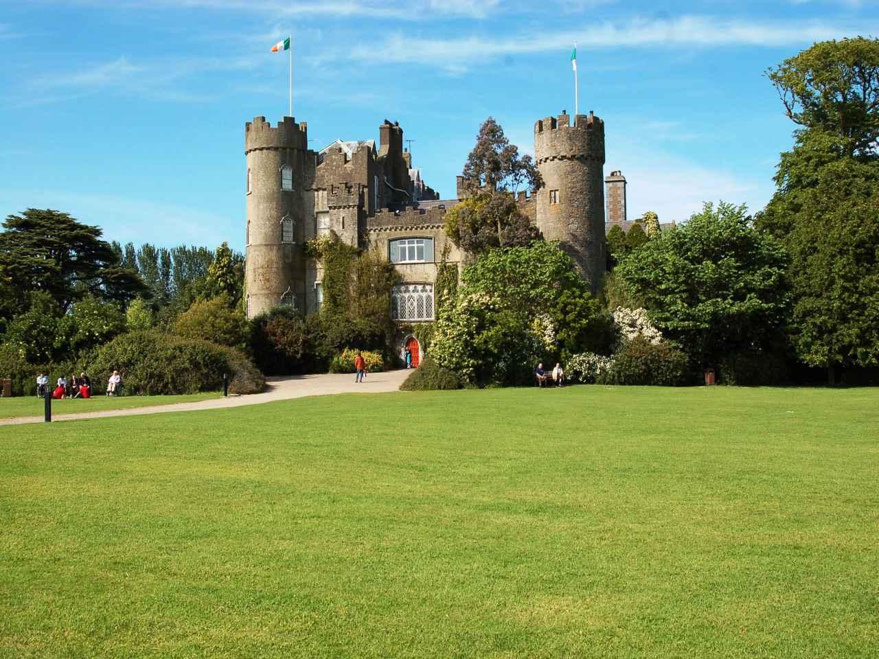 La magia de Dublin: Los fantasmas del Castillo Malahide