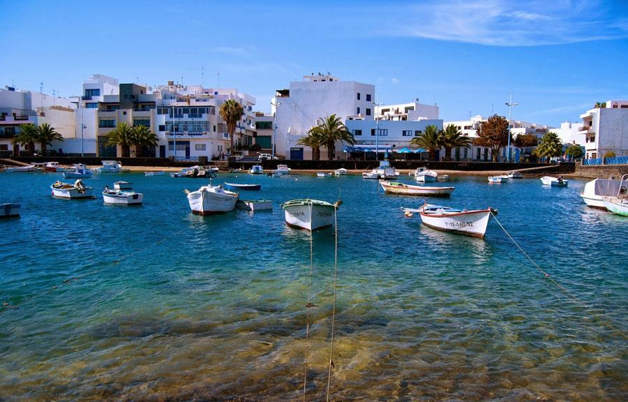 Playas de Lanzarote Isla Playas del mundo