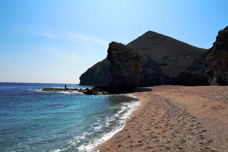 Playas de Costa de Almer�a Playas del mundo