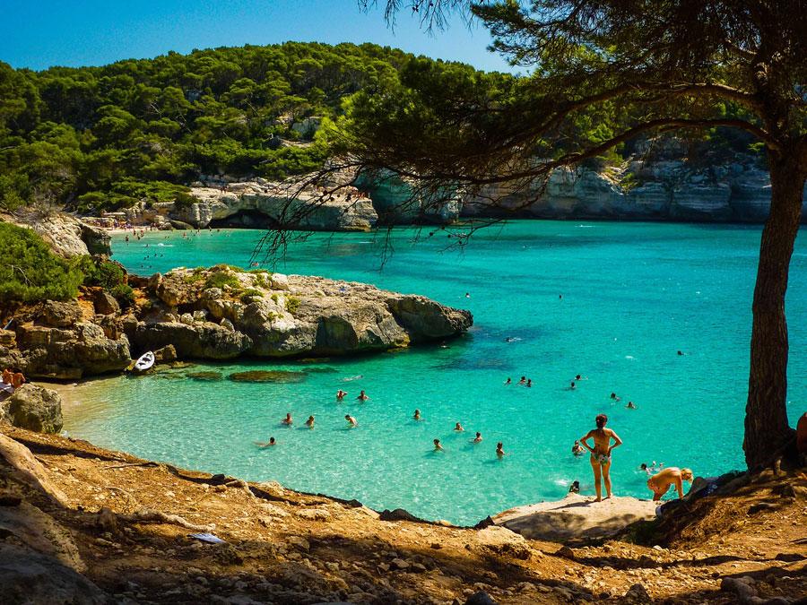 Playas de Menorca Isla Playas del mundo
