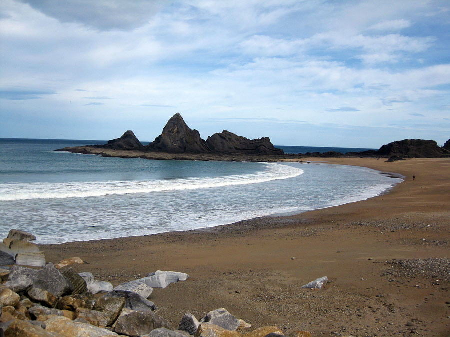 Bilbao y alrededores: Dos d�as de turismo y buen vivir Playas del mundo