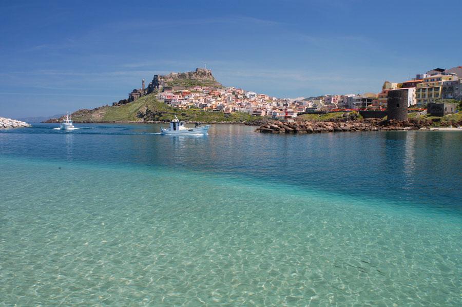 Del Golfo de la Asinara a la Costa Esmeralda