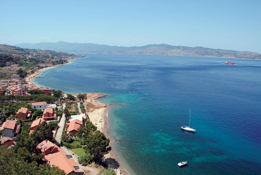 La Costa de los Jazmines en Calabria