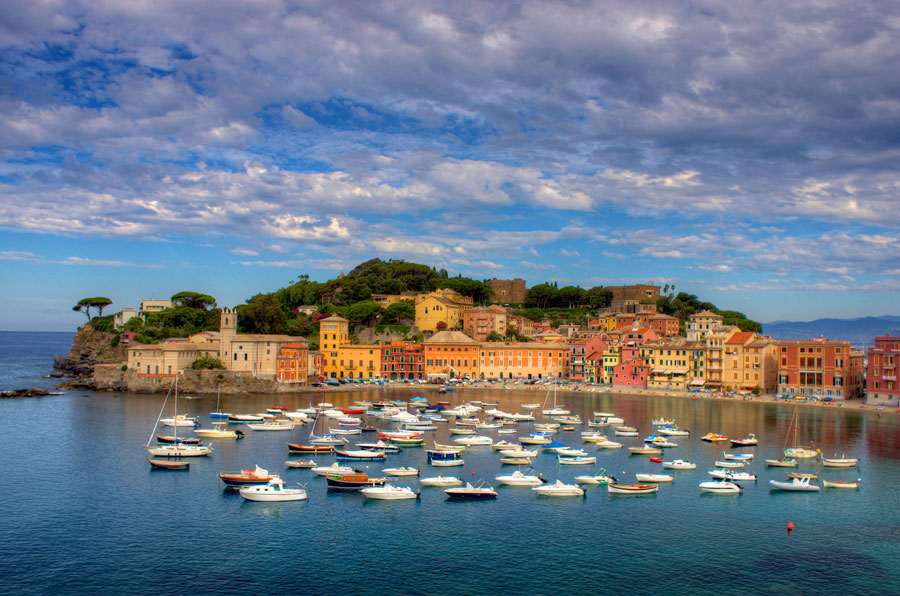 Playas de La Riviera Italiana de Ponente Playas del mundo