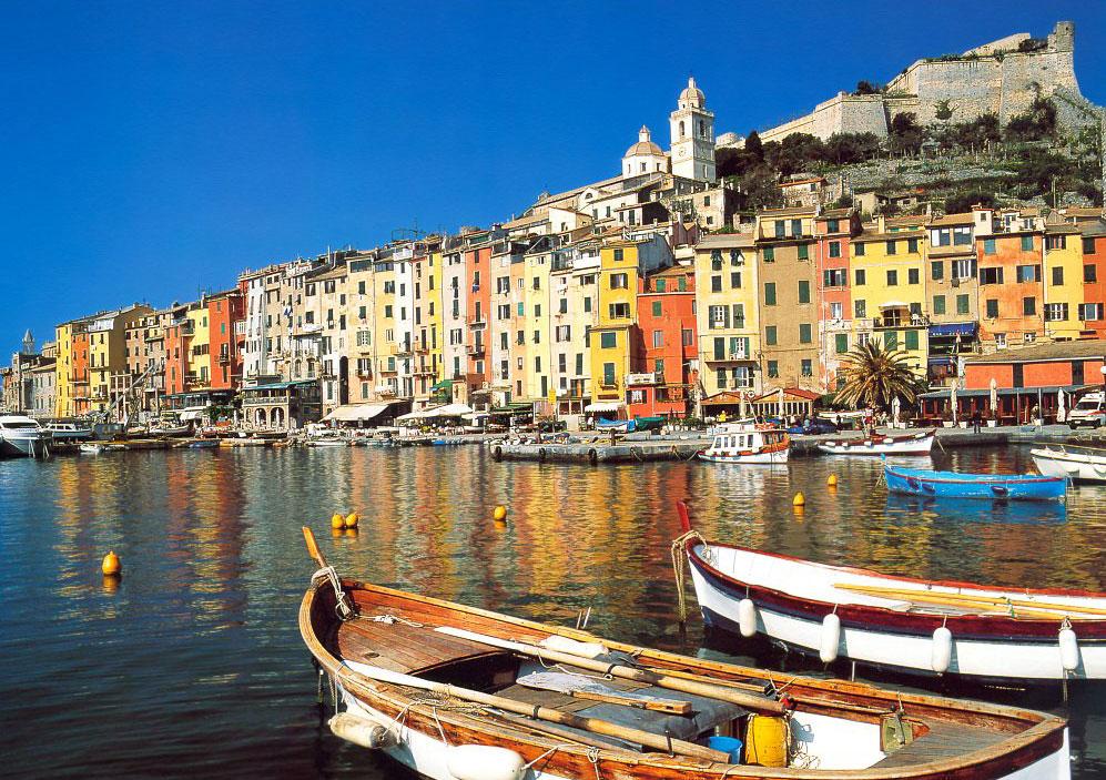 Playas de La Riviera Italiana de Levante Playas del mundo
