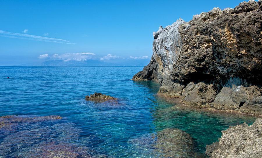 Playas de Maratea Playas del mundo
