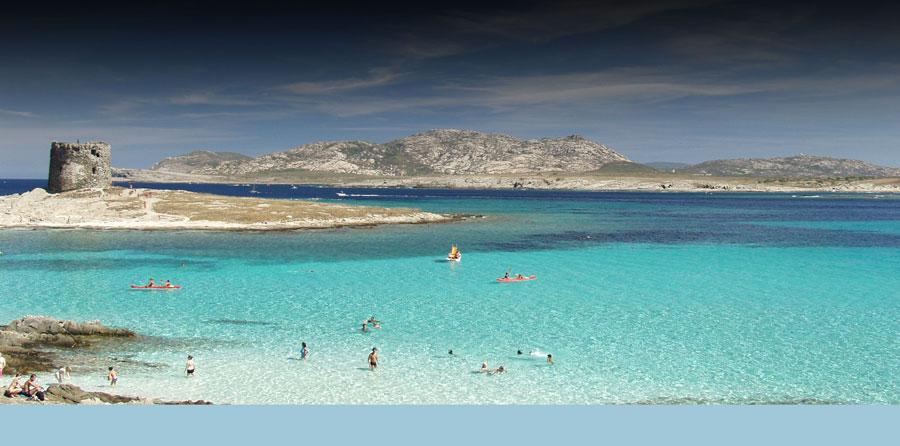 Playas de Stintino y Asinara Playas del mundo