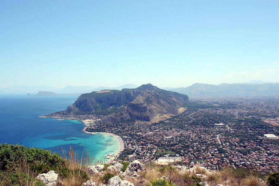 Playas de Islas L�pari Playas del mundo