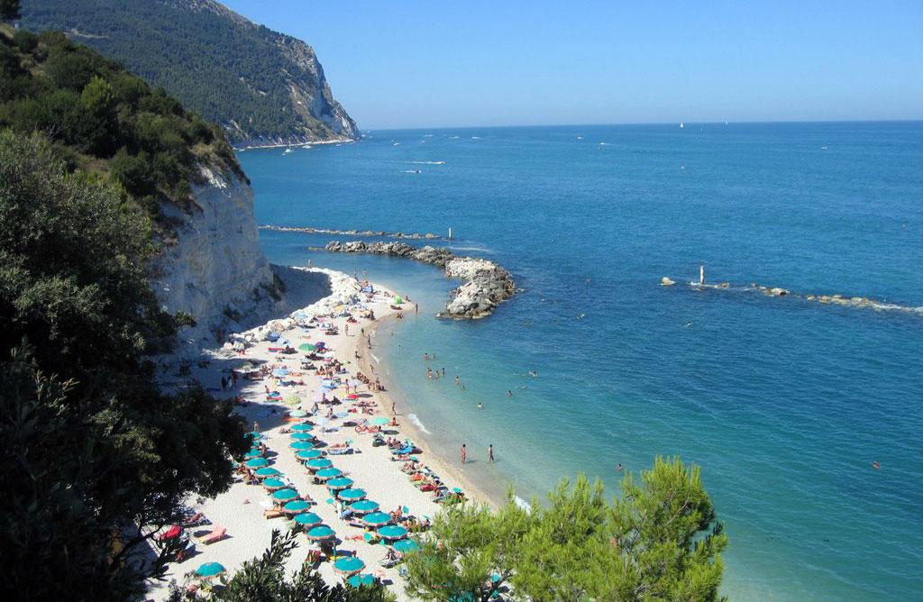 Playas de Ancona Playas del mundo