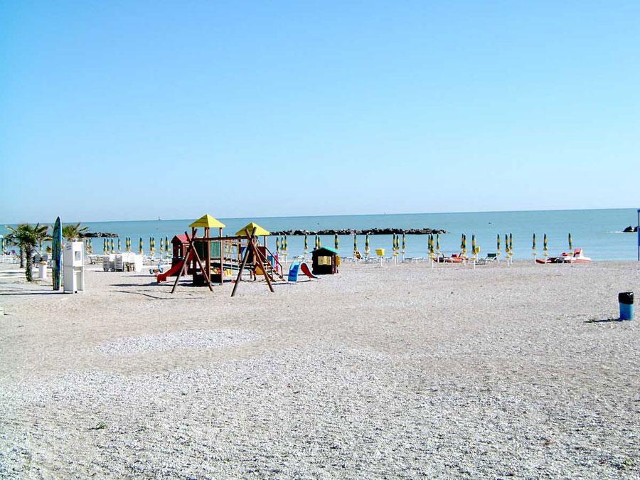 Playas de Fermo Playas del mundo