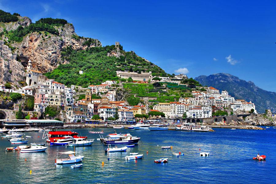 Playas de Salerno Playas del mundo