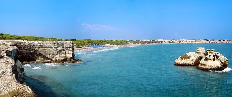 Playas de Lecce Playas del mundo