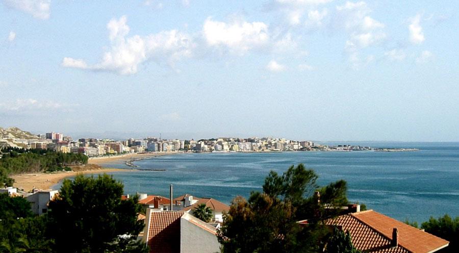 Playas de Crotone Playas del mundo