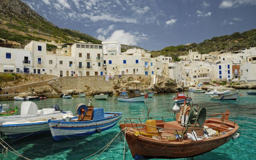Playas de Sicilia Playas del mundo
