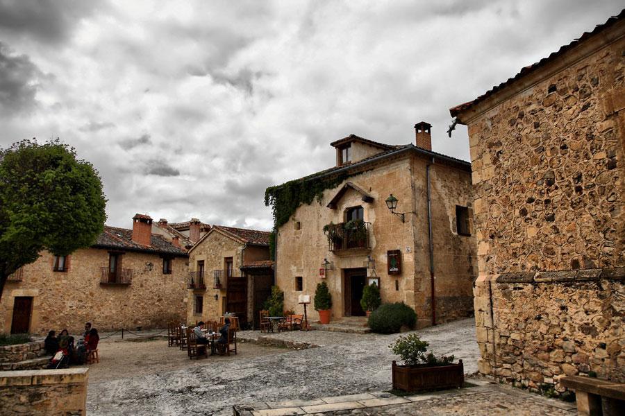 Pedraza, la villa medieval de Segovia
