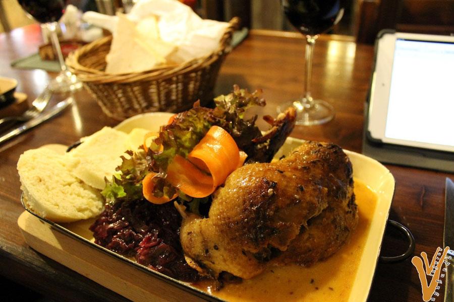 La gastronomía en Praga