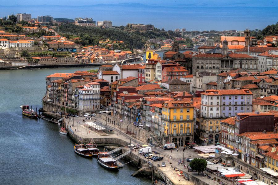 Qué ver en Oporto, ciudad de piedra y agua