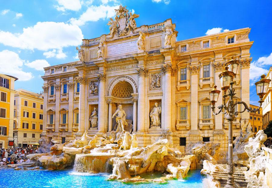 Conoce Roma en tres días Playas del mundo
