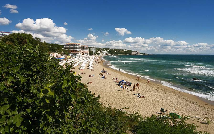 Playas de San Constantino y Santa Elena Playas del mundo
