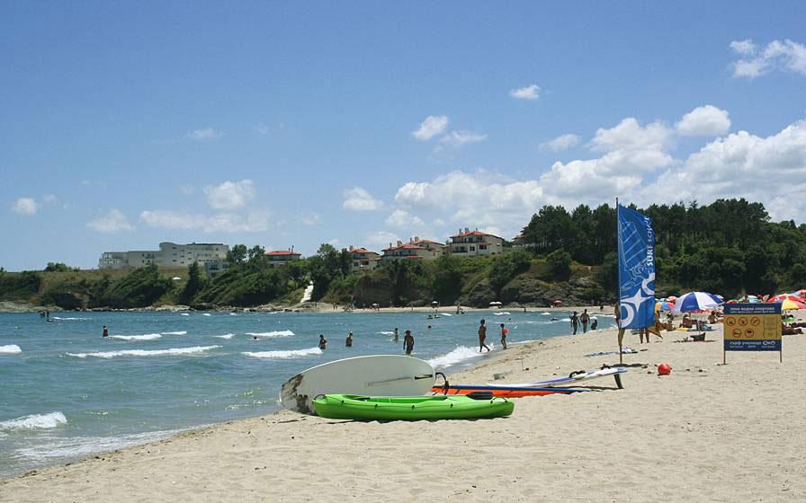 Playas de Kiten Playas del mundo