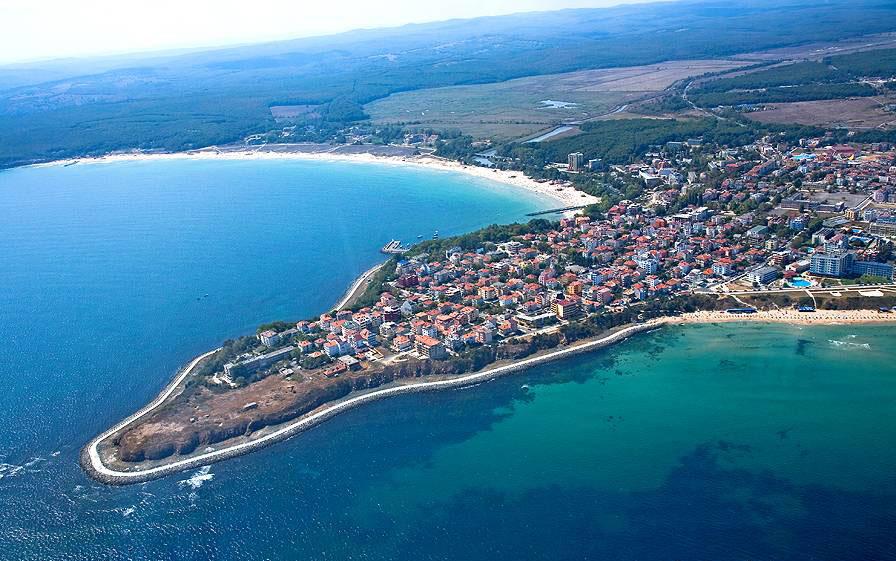 Playas de Primorsko Playas del mundo