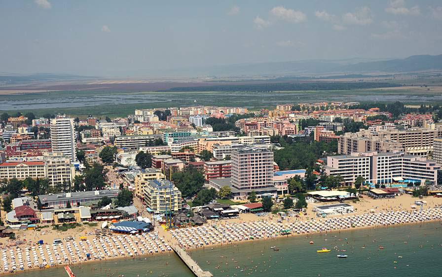 Playas de Slanchev Bryag Playas del mundo