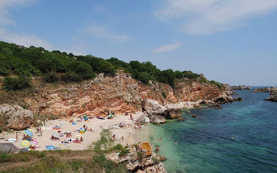 Playas de Rusalka Playas del mundo