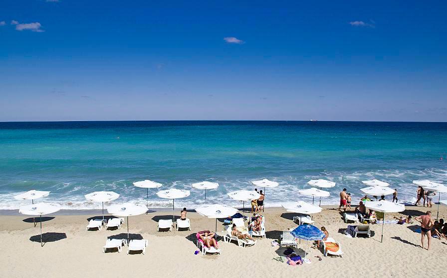 Playas de La ciudad de Byala Playas del mundo
