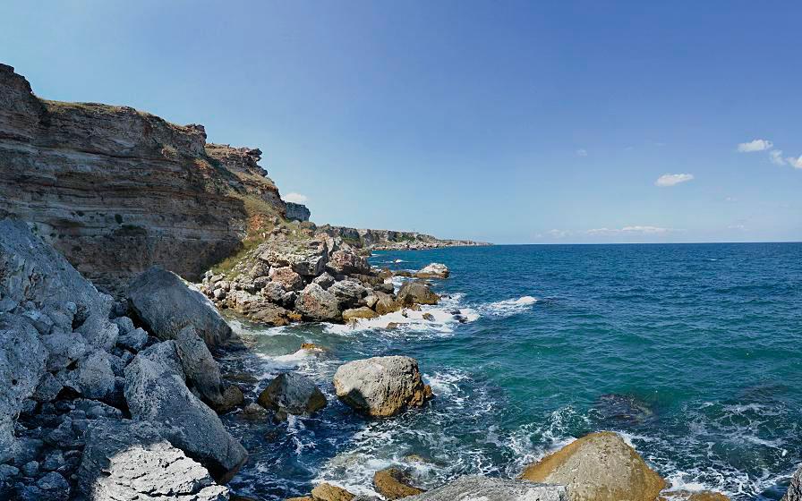 Playas de El pueblo de Kamen Bryag Playas del mundo