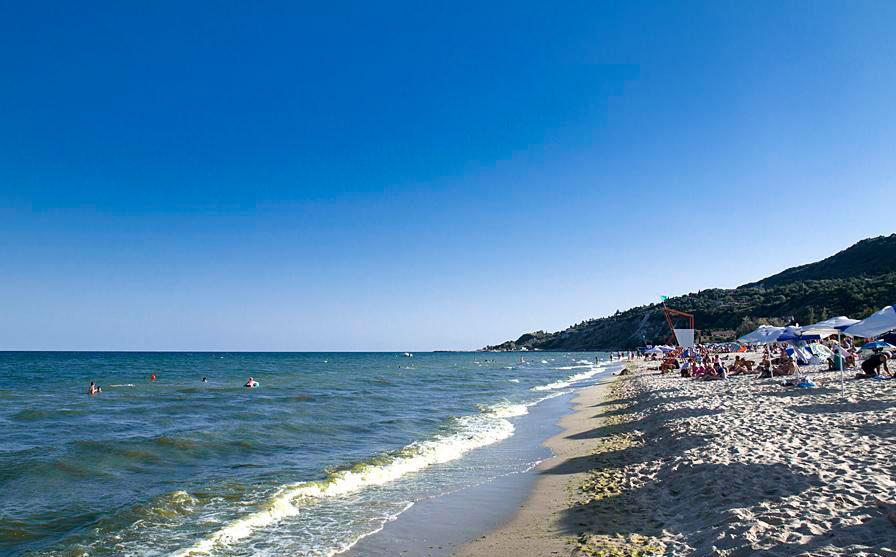 Playas de El pueblo de Kranevo Playas del mundo