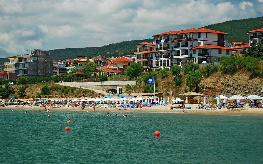Playas de La ciudad de Sveti Vlas Playas del mundo