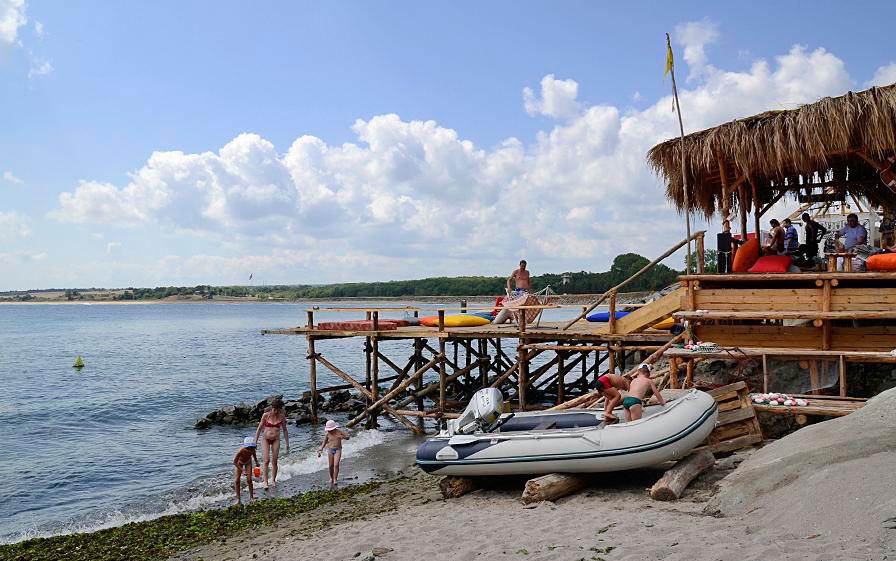 Playas de El pueblo de Rezovo Playas del mundo