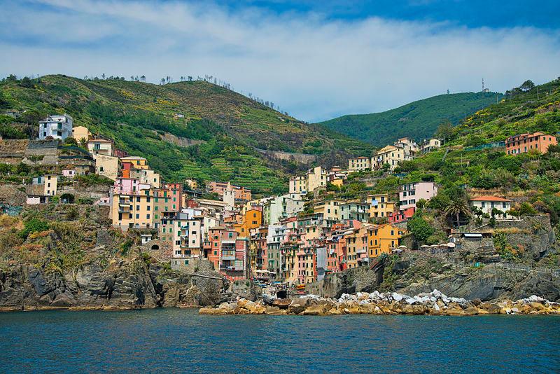 Descubre Riomaggiore, Italia Playas del mundo