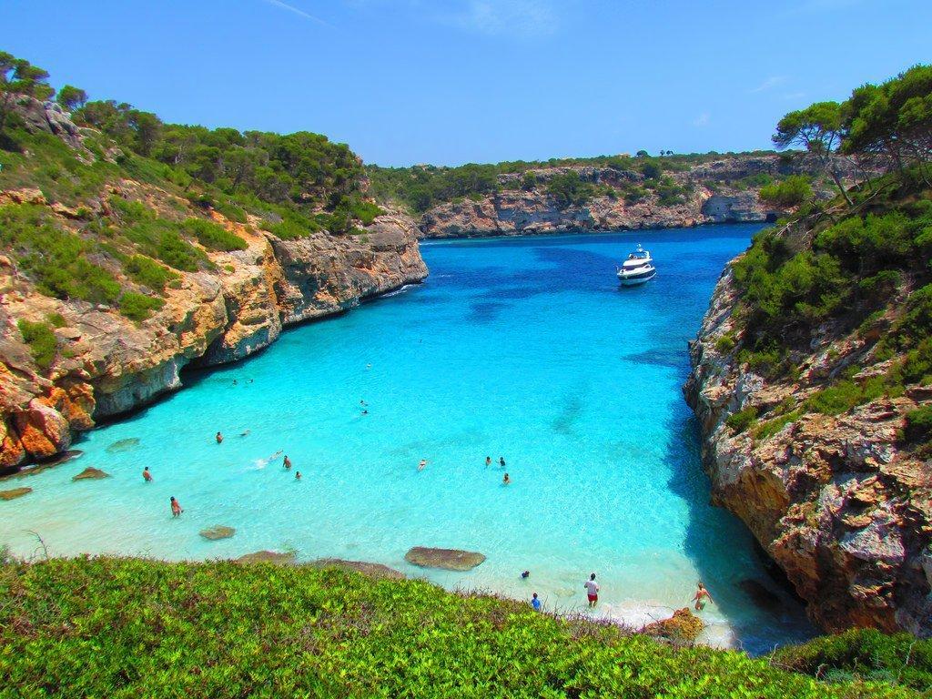 Palma de Mallorca, una experiencia dif�cil de olvidar Playas del mundo