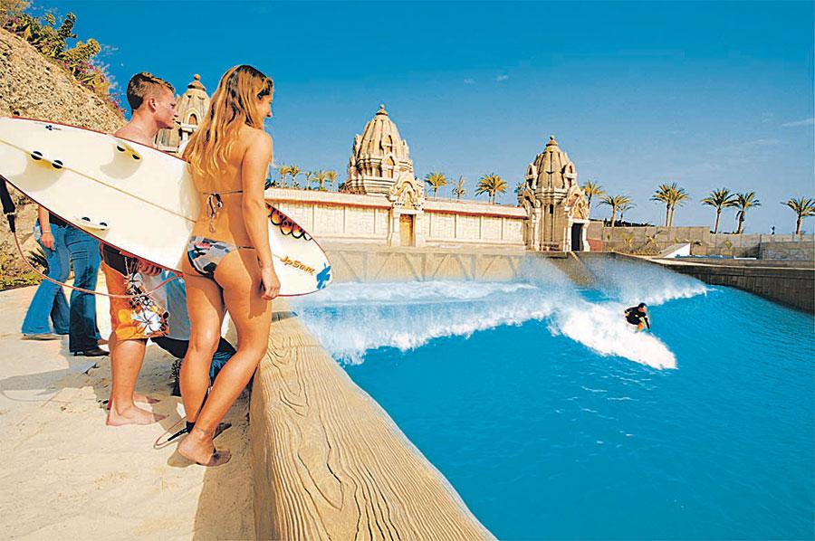 El mejor parque acuático del mundo está en España Playas del mundo