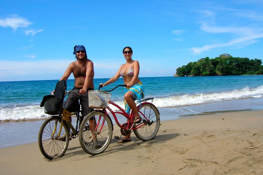 Mallorca: En bici por la bah�a de Palma Playas en el mundo