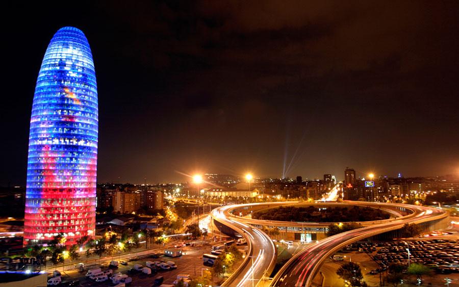 La Torre Agbar de Barcelona ser� un hotel Playas del mundo