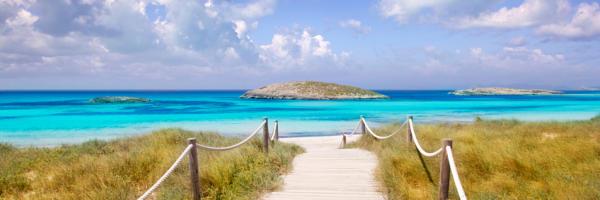 Playas de Formentera Playas del mundo