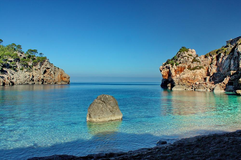 Playas de Dei� Playas del mundo