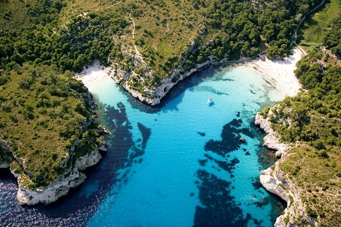 Playas de Macarella y Macarelleta Playas del mundo