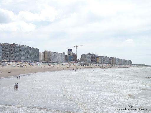 Las Playas de B�lgica Playas del mundo