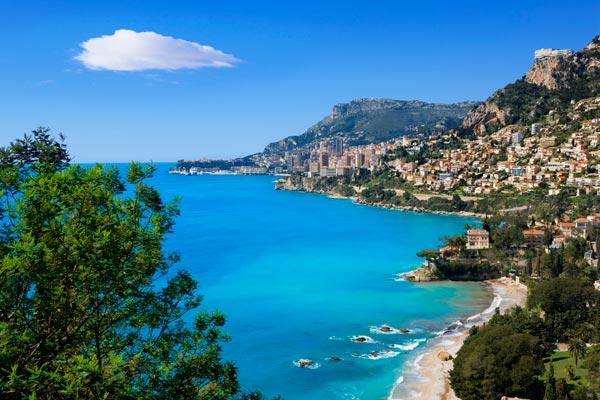La Costa Azul
