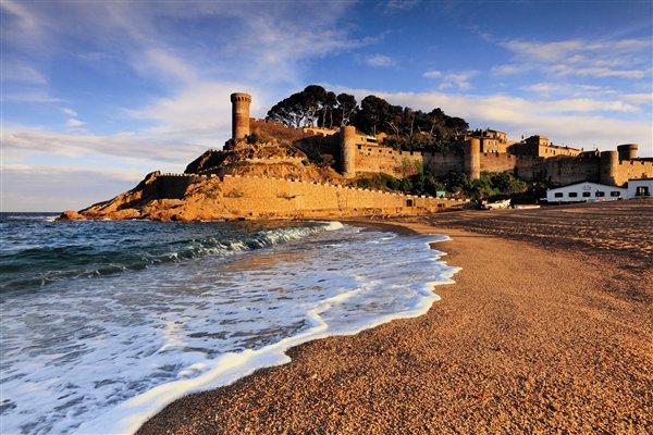 Playas de Tossa de Mar Playas del mundo