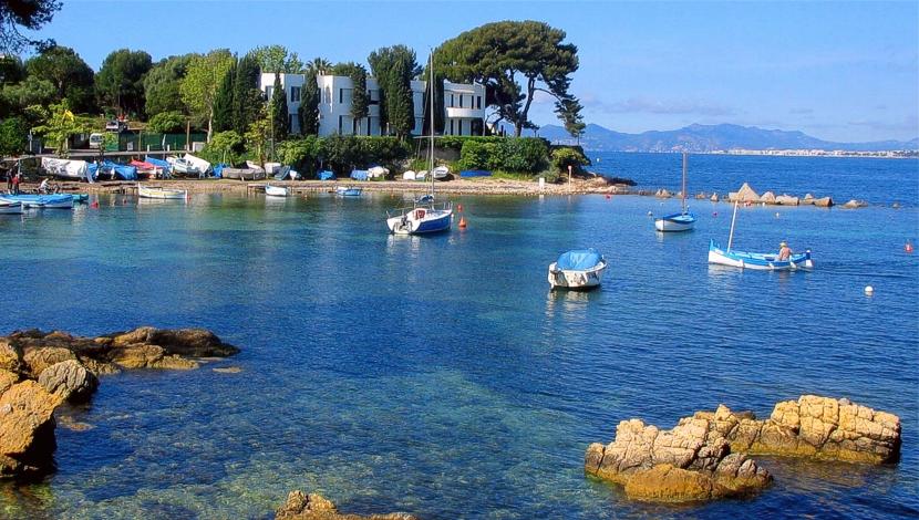 Niza y Antibes
