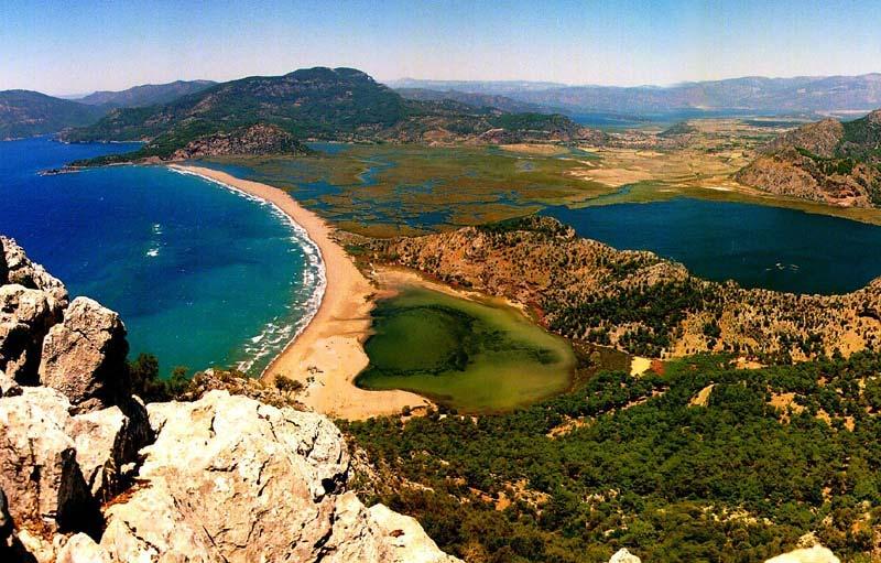 Playas de Iztuzu Dalyan Playas del mundo