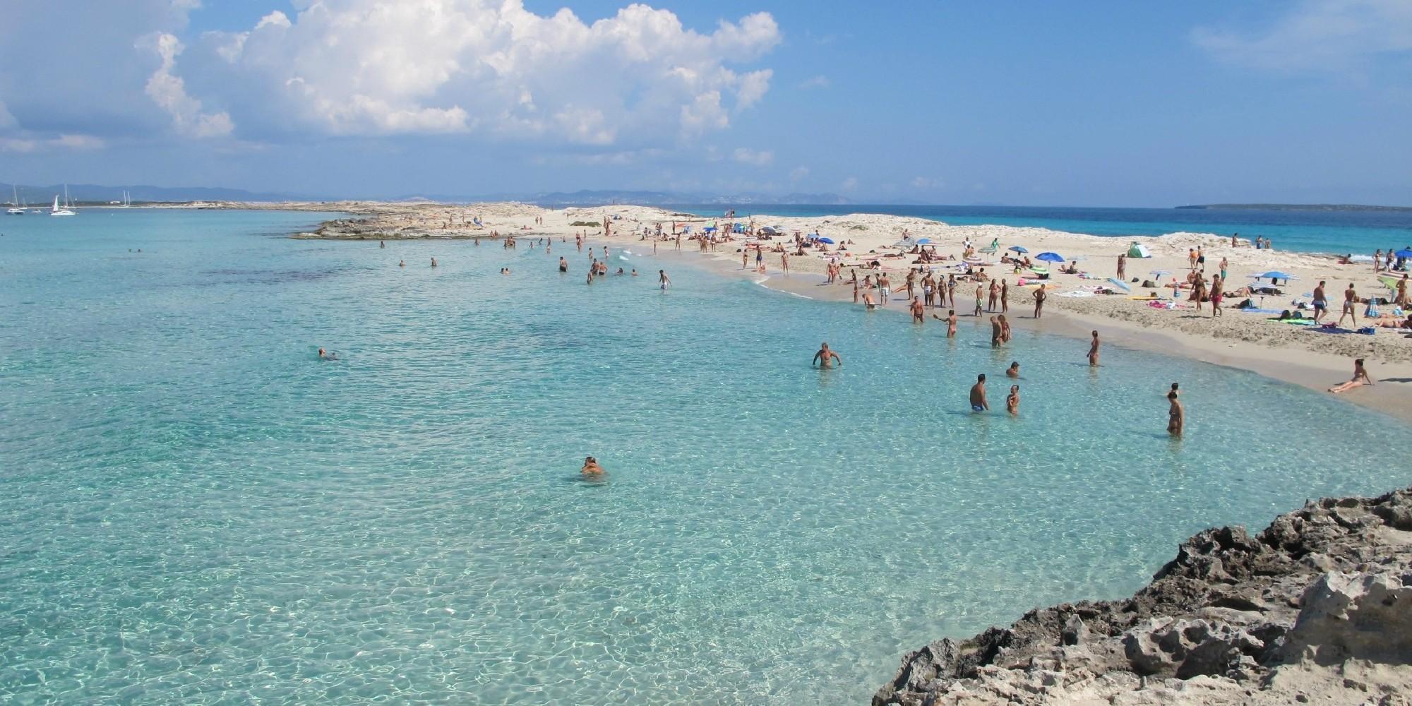 Ses Illetes Formentera España Las mejores playas del Mundo