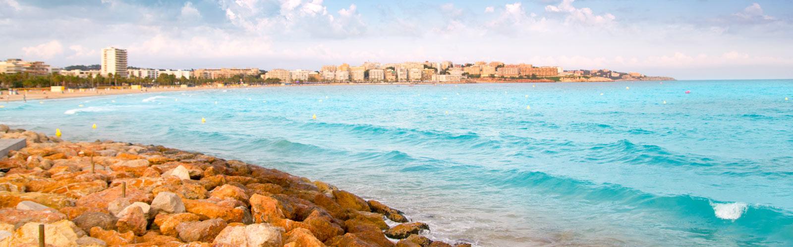 Salou, un pequeño paraíso en el Mediterráneo Playas del mundo