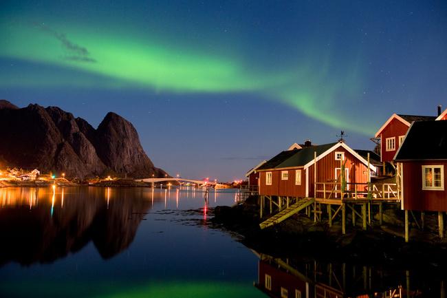 Conoce Noruega y todas sus maravillas Playas en el mundo